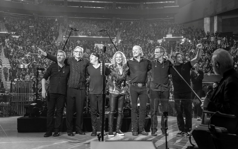 "METALLICA & SAN FRANCISCO SYMPHONY с продължение ""S&M2"" 40"