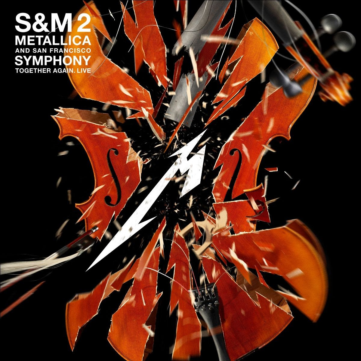 "METALLICA & SAN FRANCISCO SYMPHONY с продължение ""S&M2"" 39"