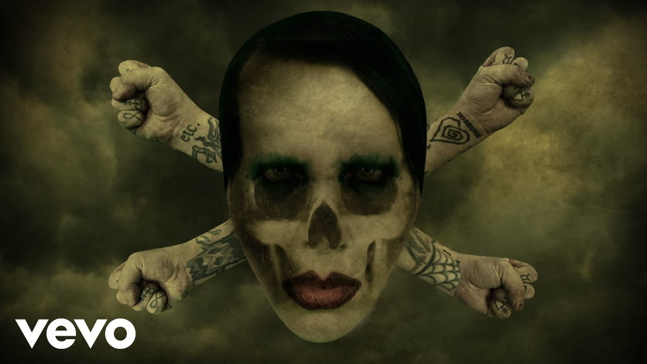 """Marilyn Manson с музикален хаос """"WE ARE CHAOS"""" 137"""