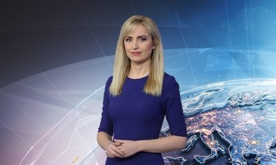 Дани Владимирова започва да води уикенд емисиите по Bulgaria ON AIR 247