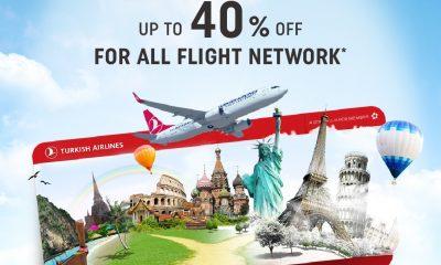 Тurkish Airlines с 40% отстъпка за международните си полети 207