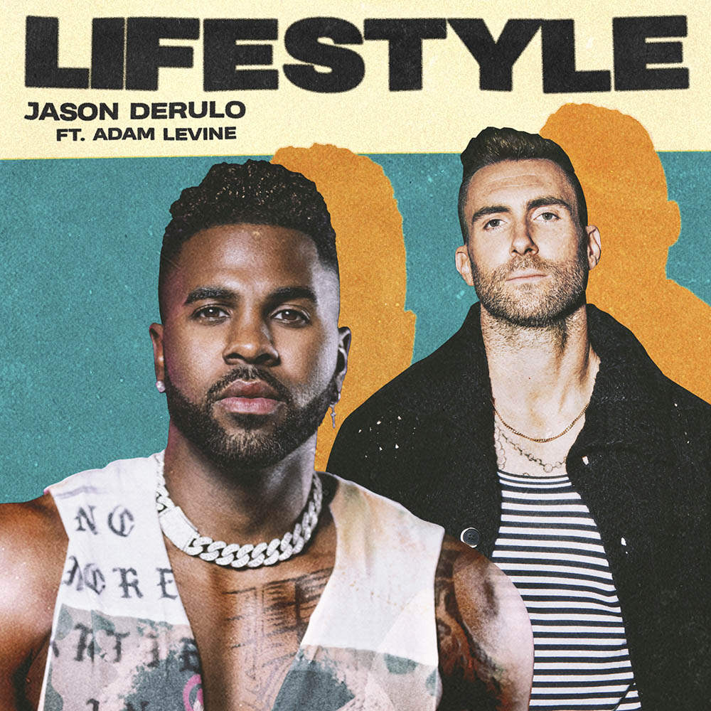 """Jason Derulo представя """"Lifestyle (feat. Adam Levine)"""" 26"""