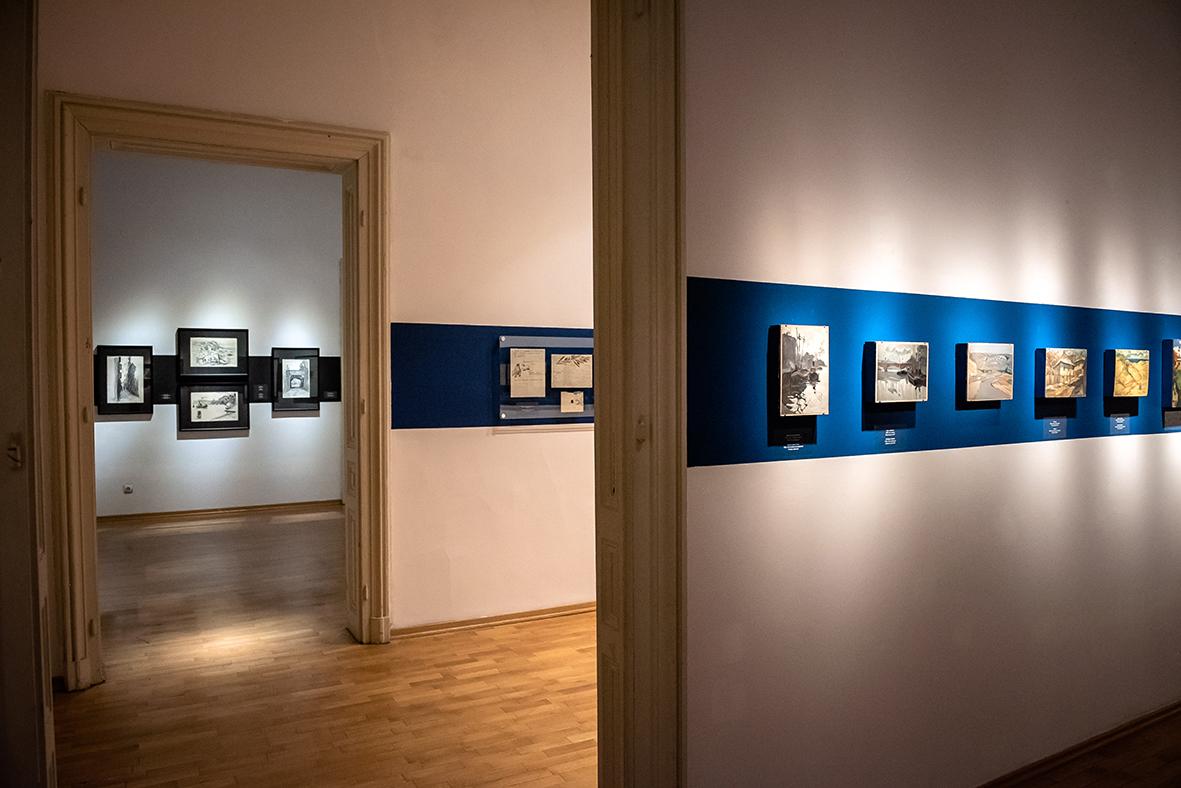 Националната галерия представя - Никола Танев. На път 146
