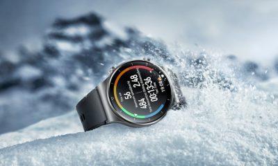 Времето на зимни спортове е сега! Заедно с Huawei Watch GT2 Pro можете да спортувате свободно през цялата година! 54