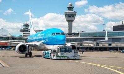 KLM с екип за бързо тестване на пътници на Летище София 353