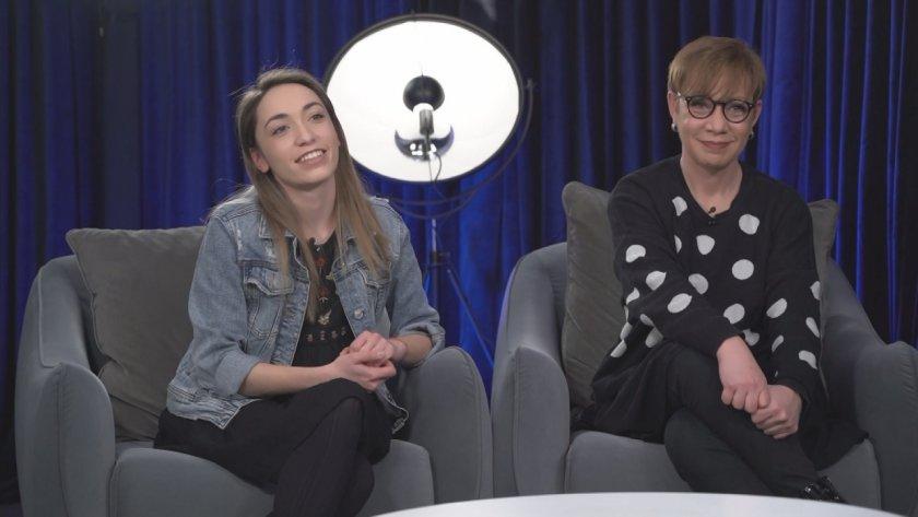 Даниела Серданова с предаване по БНТ 1 28