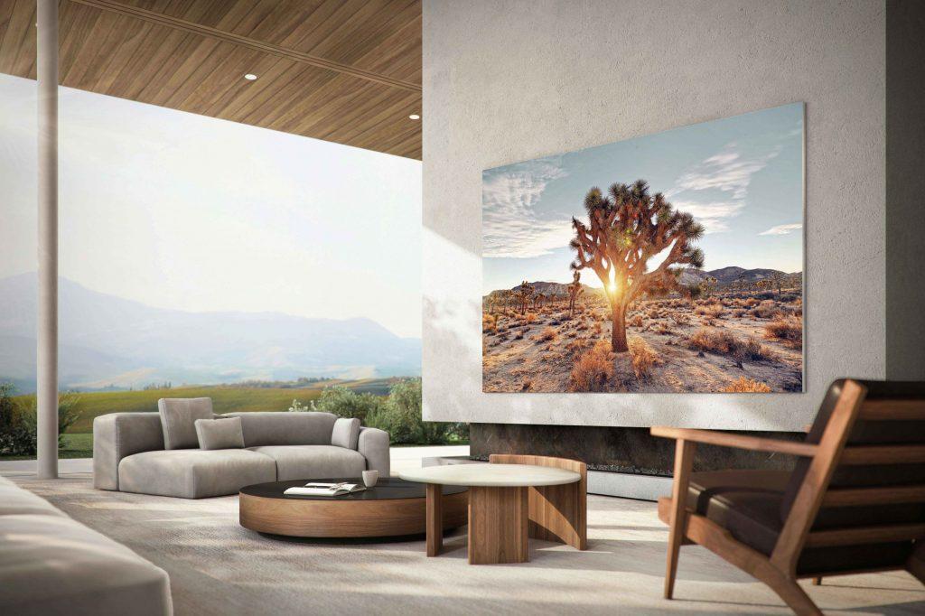 Samsung представи телевизорите за 2021 г.: Neo QLED, MICROLED и Lifestyle телевизори 147
