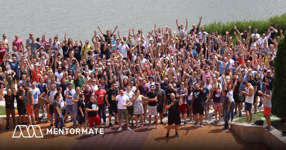 Екипът на МенторМейт надхвърли 600 човека в България 26