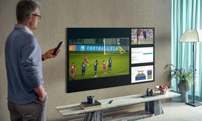 Samsung представи телевизорите за 2021 г.: Neo QLED, MICROLED и Lifestyle телевизори 238