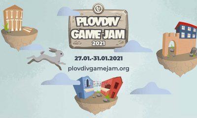 Cамо 2 дни до Plovdiv Game Jam 2021! 46