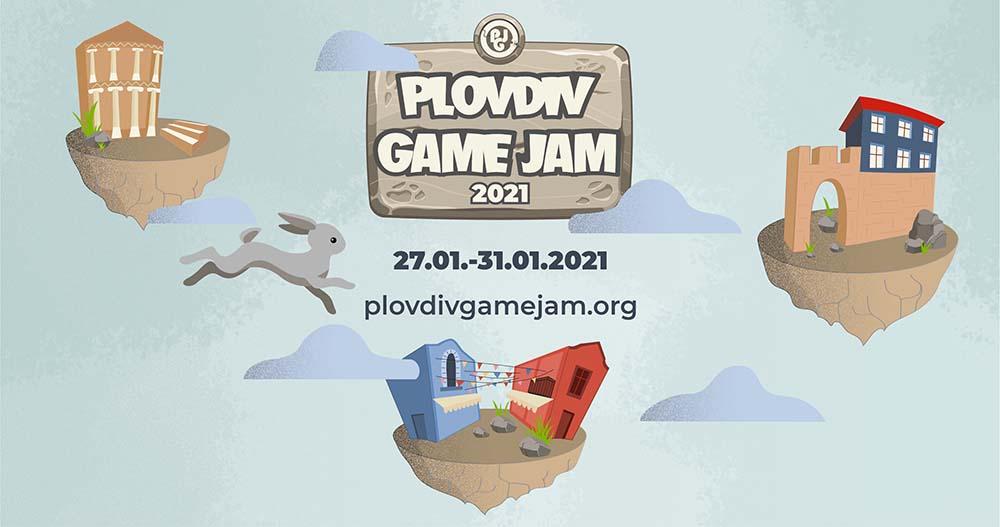 Cамо 2 дни до Plovdiv Game Jam 2021! 26