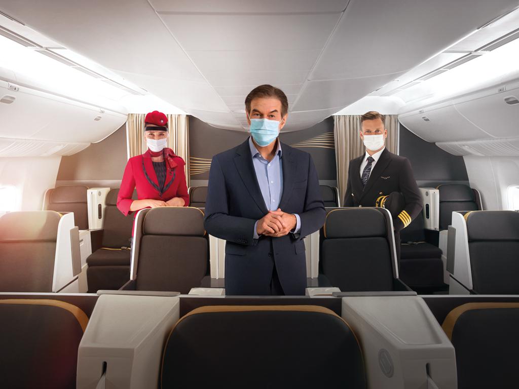 "Turkish Airlines стартира ""ТК Extra Care"" 139"