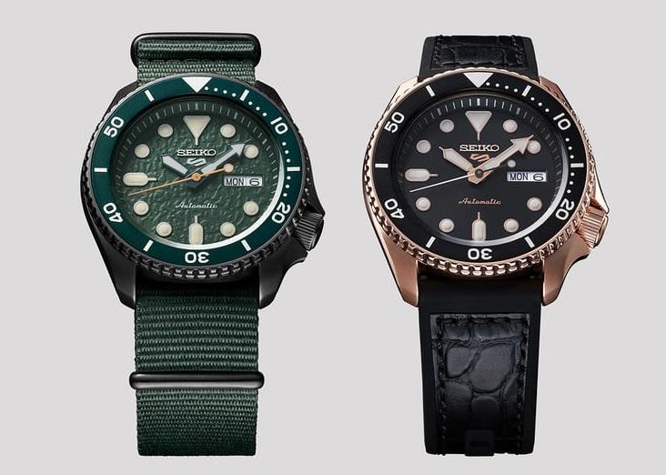 Seiko представя спортните Seiko 5 Sports Watches 148