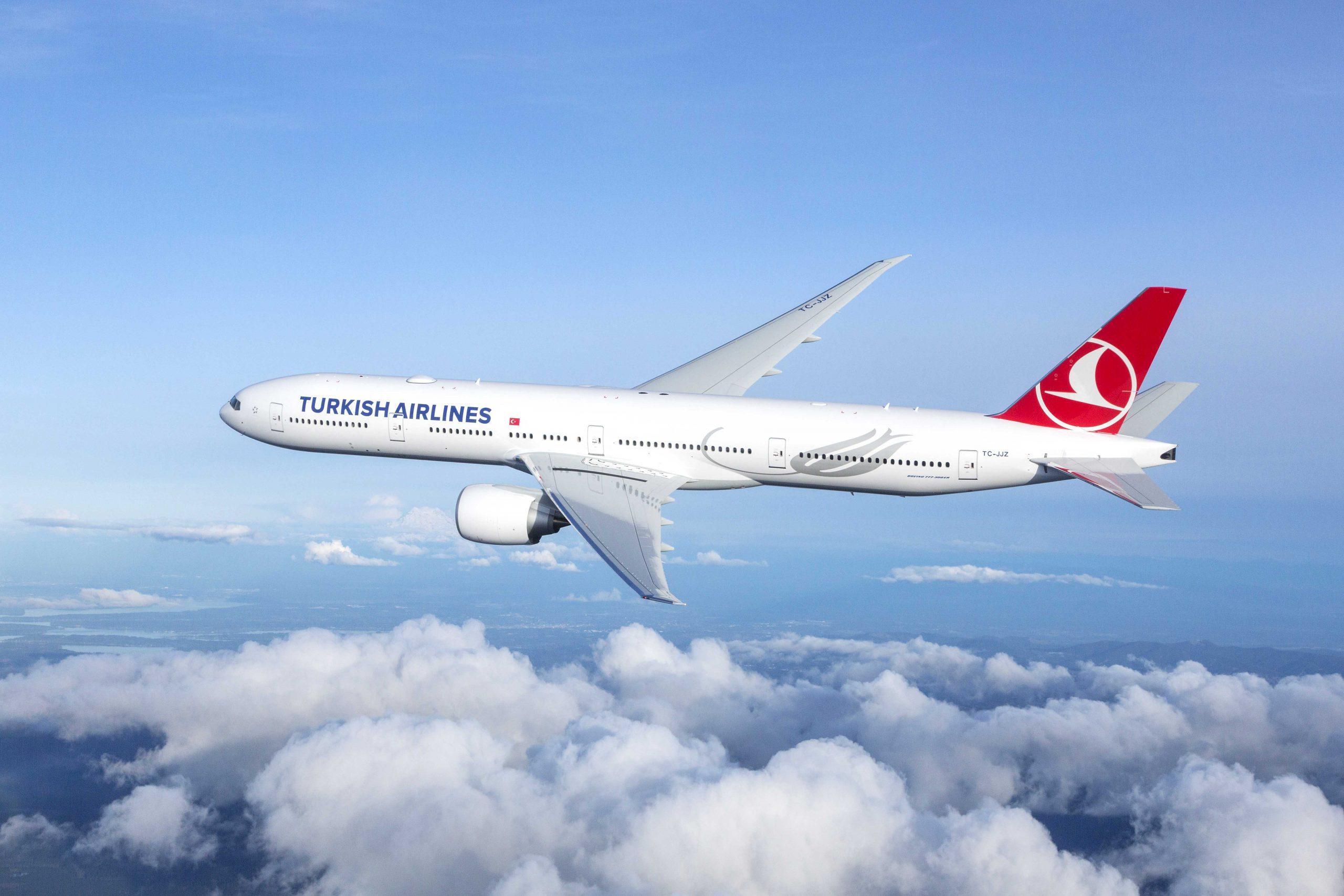 Turkish Airlines със специална промоция за полетите си от Варна 137