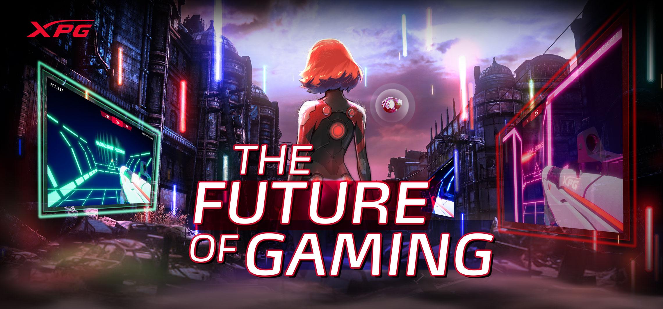 """XPG демонстрира """"Бъдещето на игрите"""" 137"""