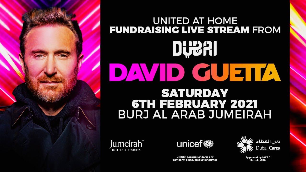 David Guetta с уникален DJ сет livestream от Дубай 26
