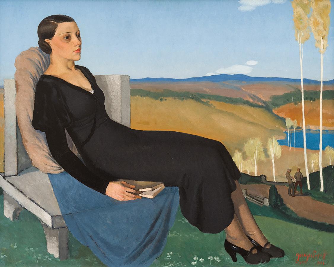 """От вторник: """"Срещи в Париж. Васка Емануилова и града на изкуството през 1939"""" 139"""
