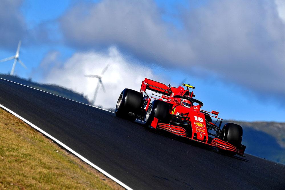 Shell и Scuderia Ferrari подновиха партньорството си 26