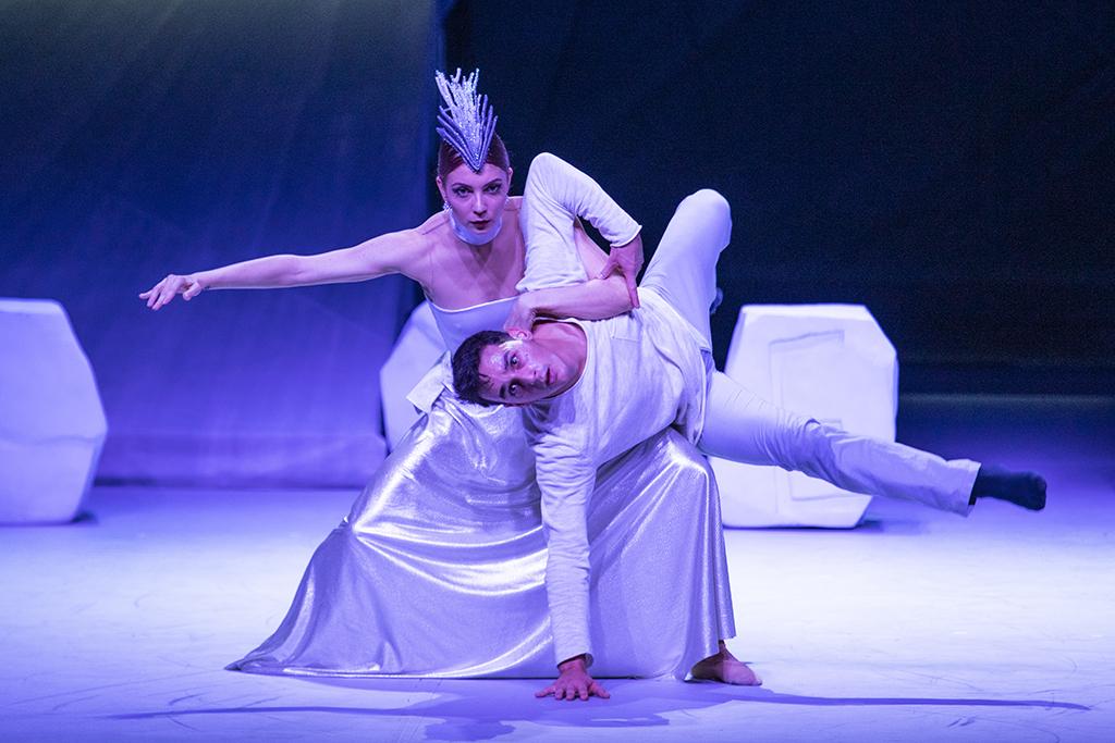 """Балет """"Арабеск"""" представя спектакъла """"Снежната кралица"""" 137"""