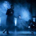 """""""Бесове"""" по Достоевски на сцената на театър НАТФИЗ 142"""