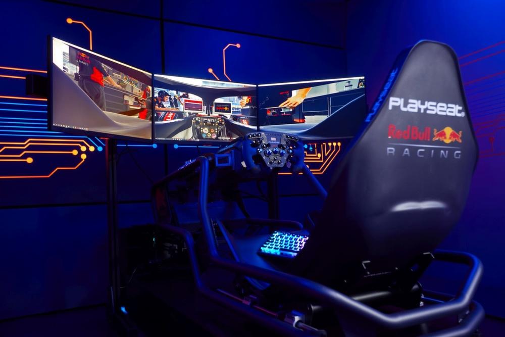 AOC обединява сили с Red Bull Racing Esports 141