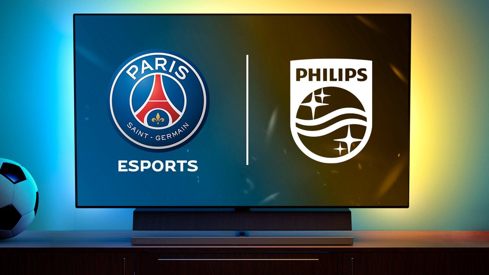 Paris Saint-Germain Esports приветства Philips Monitors като официален партньор 26