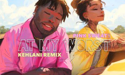 "Pink Sweat$ и Kehlani се обединиха в ""At My Worst"" 223"
