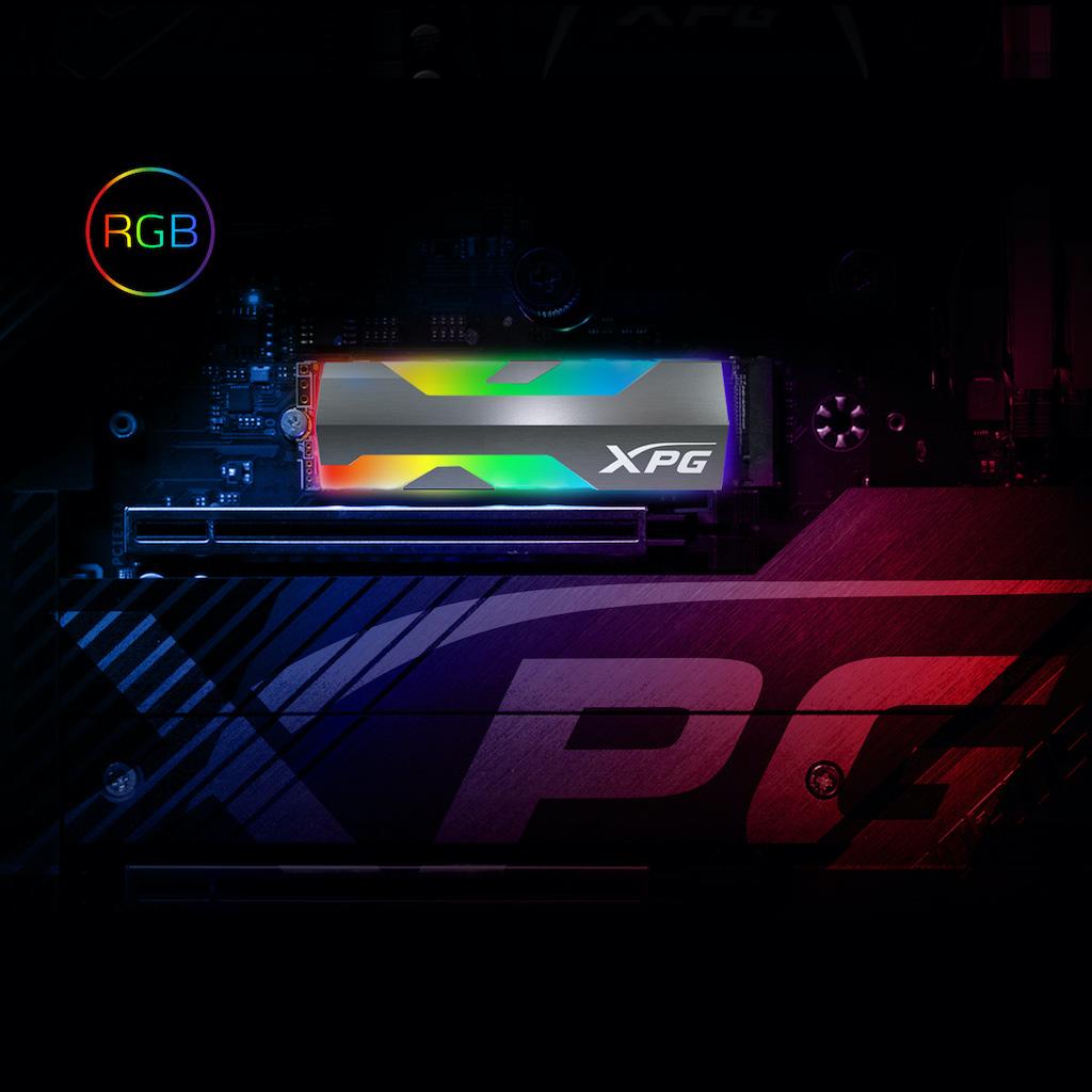 XPG представи SPECTRIX S20G SSD с RGB дизайн 26