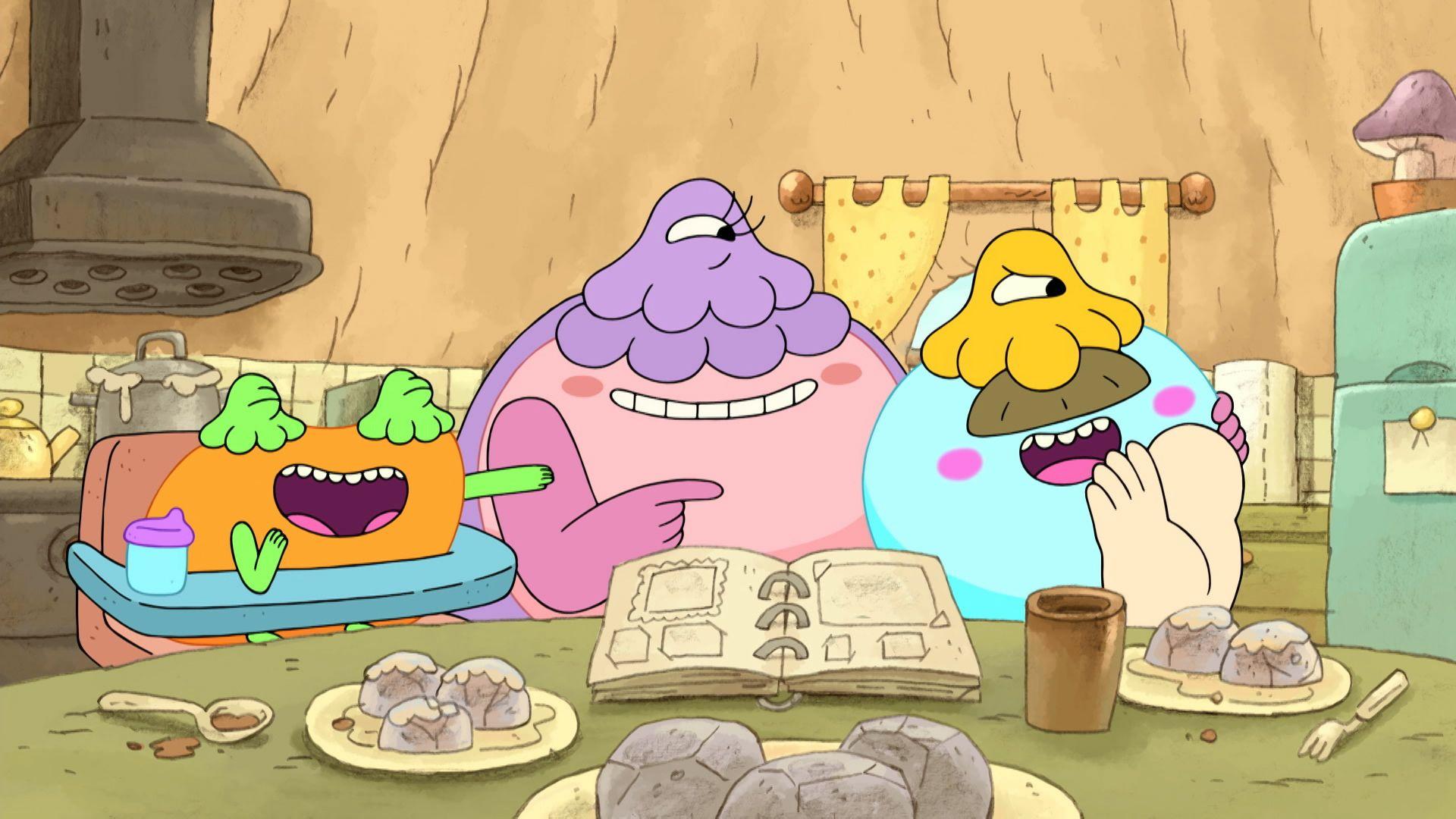 """""""Гъбчовците!"""" отново по Cartoon Network 137"""