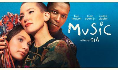 Kate Hudson изпъква с вокални заложби в заглавната песен от филма Music 134