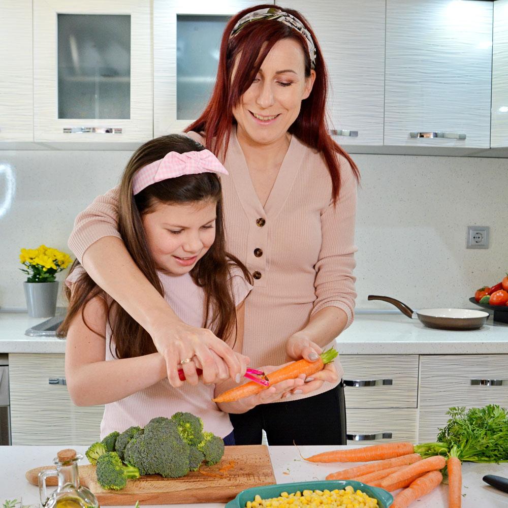 Нестле вдъхнови български кулинарни блогъри да създадат балансирани рецепти за деца 139