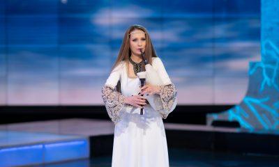 """Владислава Христозова гостува в """"Иде нашенската музика"""" по БНТ 1 107"""
