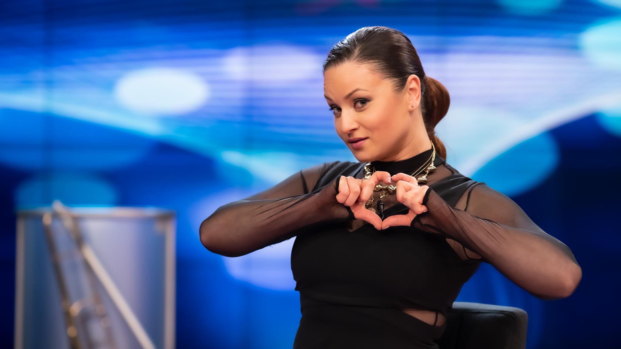 """Криста гостува в """"Музика, музика"""" по БНТ 1 26"""