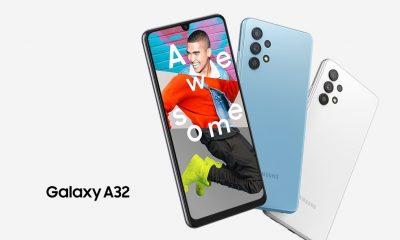 Samsung представя Galaxy A32 LTE 125