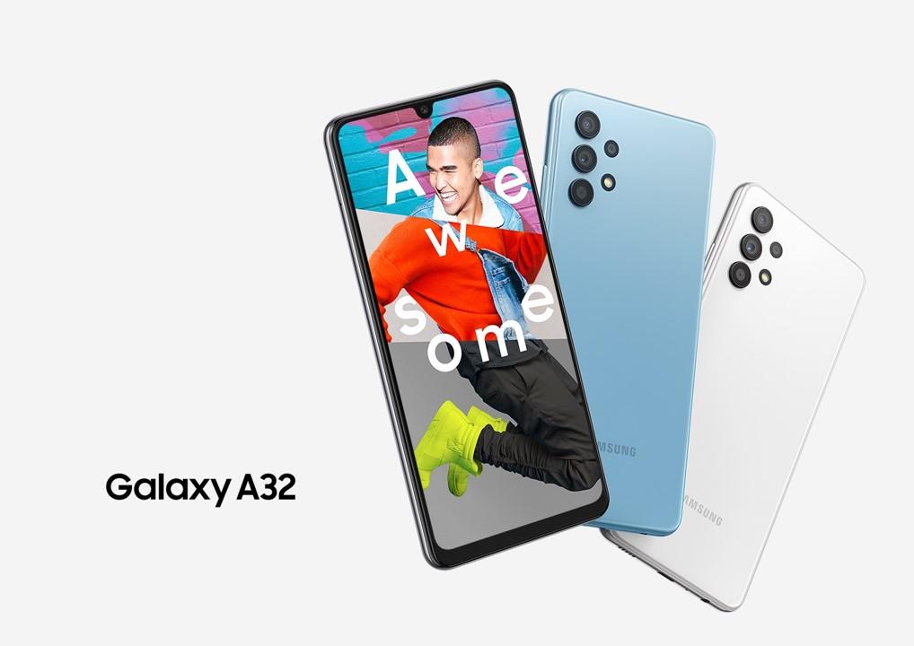 Samsung представя Galaxy A32 LTE 26