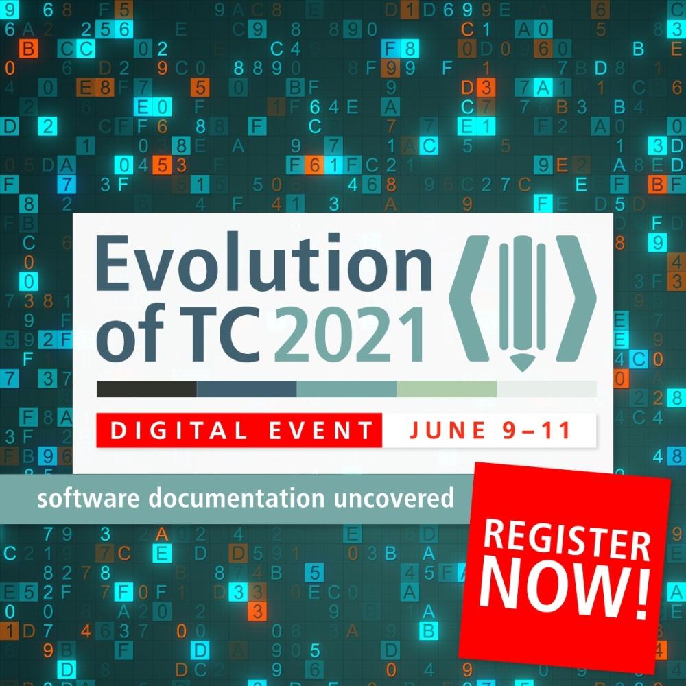 Evolution of Technical Communication (Evolution of TC) за пръв път ще се проведе в дигитален формат 31