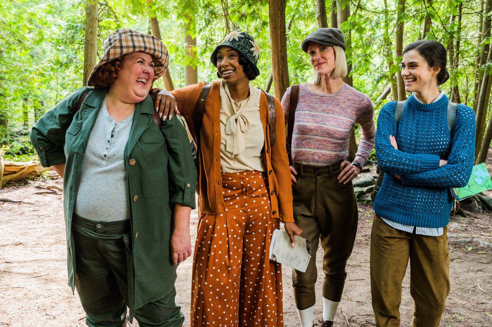 Смелите дами – детективи на Торонто се завръщат с четвърти сезон по Epic Drama 141