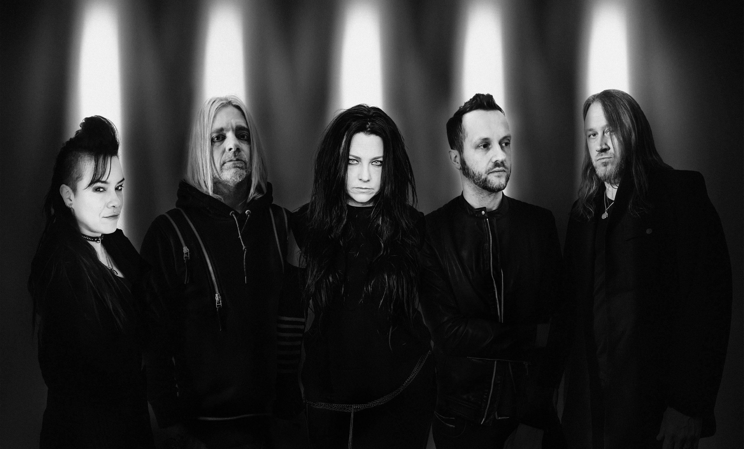 Evanescence представят първия си албум от десетилетие насам – The Bitter Truth 26