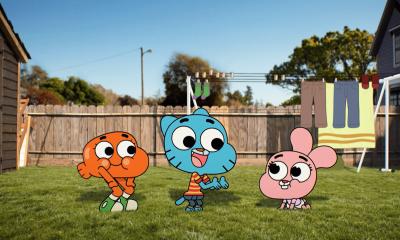 """Нови епизоди на """"Гъмбол"""" ни очакват по Cartoon Network 78"""