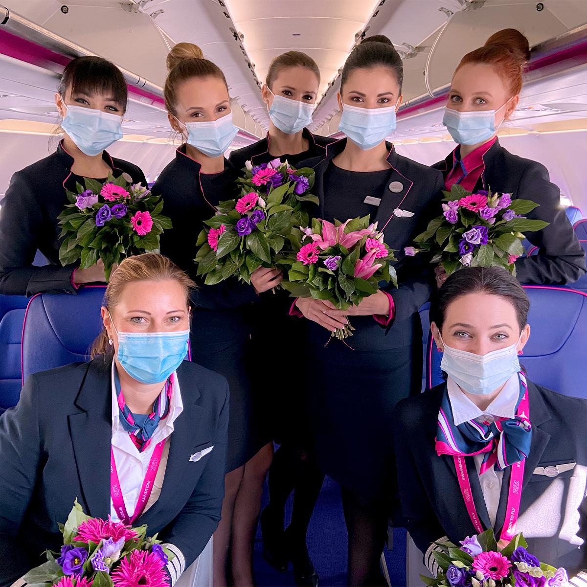 Wizz Air отбелязва Международния ден на жената с планове за повече жени пилоти и мениджъри 141