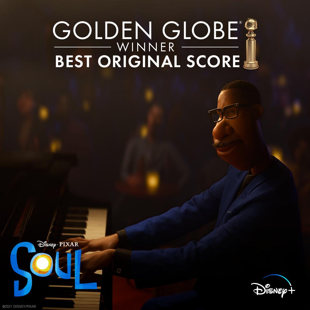"""""""За душата"""" отличен със """"Златен глобус"""" за най-добър анимационен филм 141"""