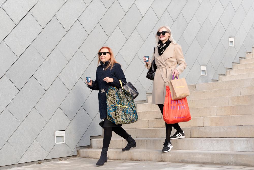 Когато пазаруването е споделено преживяване 26