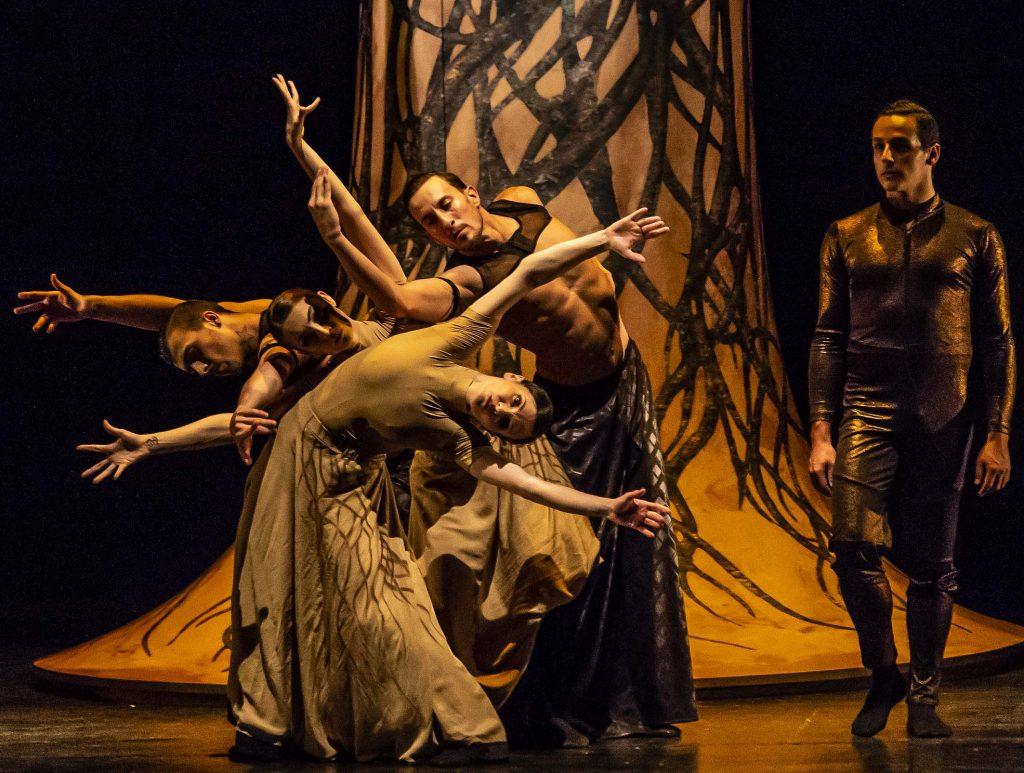 """Най-добрите спектакли на Балет """"Арабеск"""" на сцената на Музикален театър 147"""