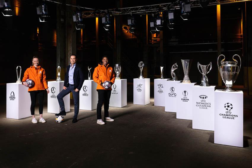 Just Eat Takeaway.com и УЕФА разширяват сътрудничеството си 28