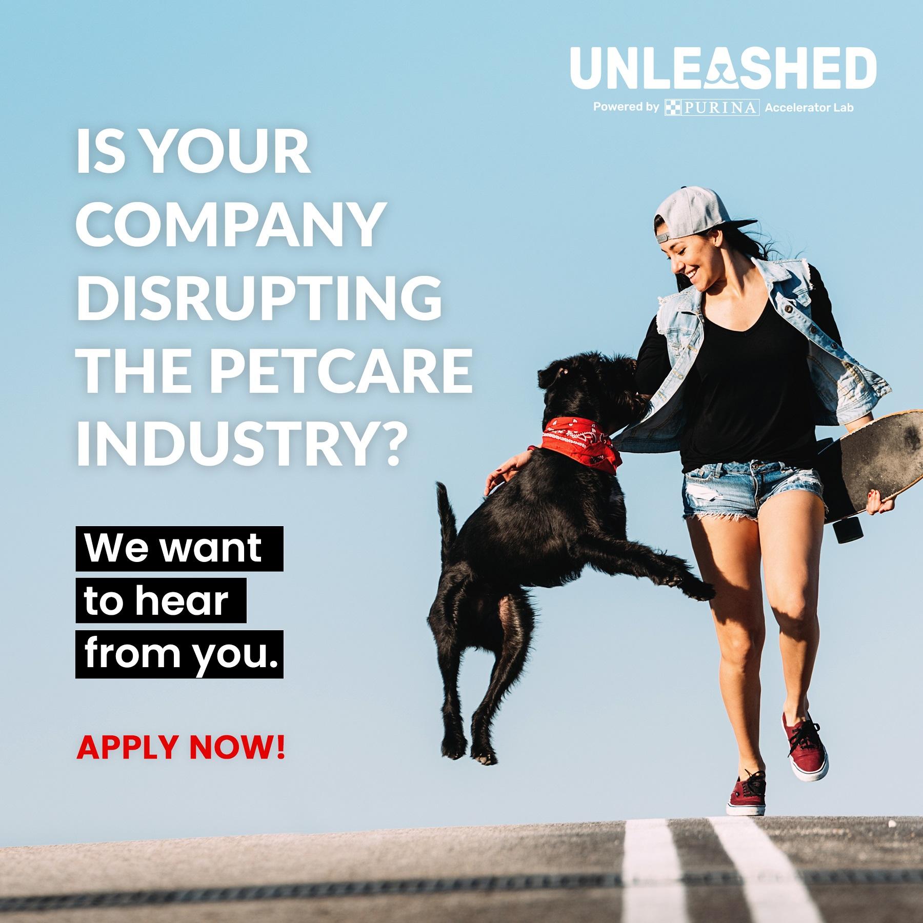 Unleashed - първата програма за развитие на стартъпи в сферата на технологии за животни в Европа, приема заявления за участие за 2021 141
