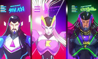 "Steve Aoki, Kiiara & Wiz Khalifa с ""Unwell"" на Matchbox Twenty 69"