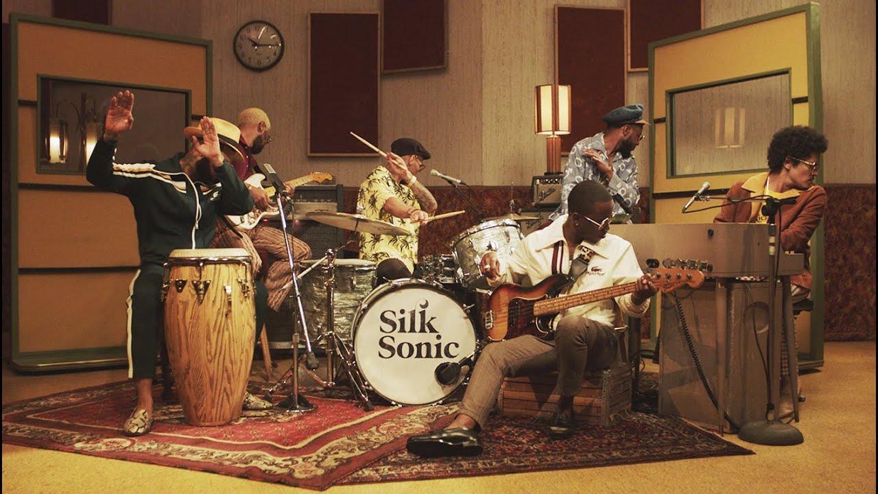 Bruno Mars и Anderson .Paak са Silk Sonic 141