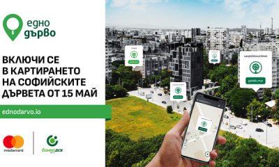 Стартира инициативата за дигитална карта на дърветата ЕдноДърво 355