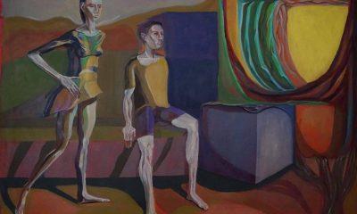 """""""Wasteland"""" - млади художници представят загадъчни персонажи в галери УниАрт на НБУ 9"""