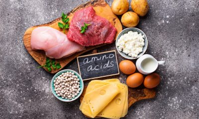 Значението на аминокиселините за нашето физическо и психическо здраве 55
